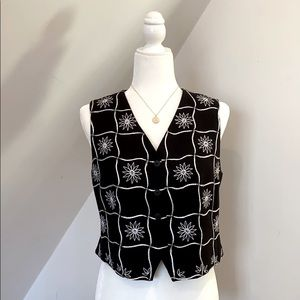 NWT Talbots Petites Vest